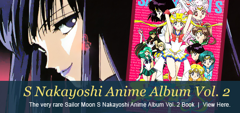 Sailor Moon S Nakayoshi Anime Album Vol. 2